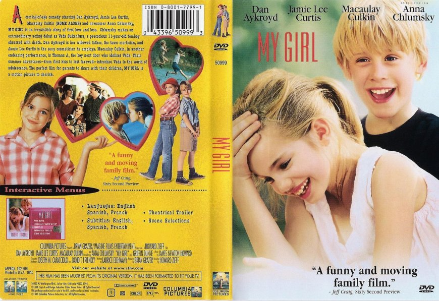my_girl-cdcovers_cc-front