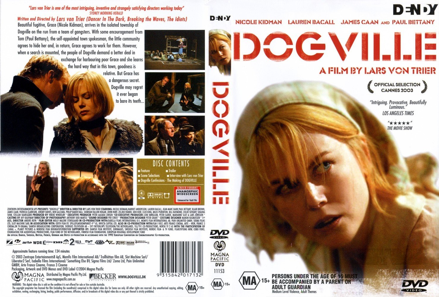 Dogville (2003):The Lighted