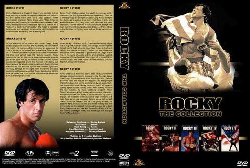 rocky_anthology_collection-cdcovers_cc-front