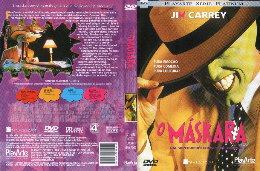 The_Mask_Brazilian-[cdcovers_cc]-front